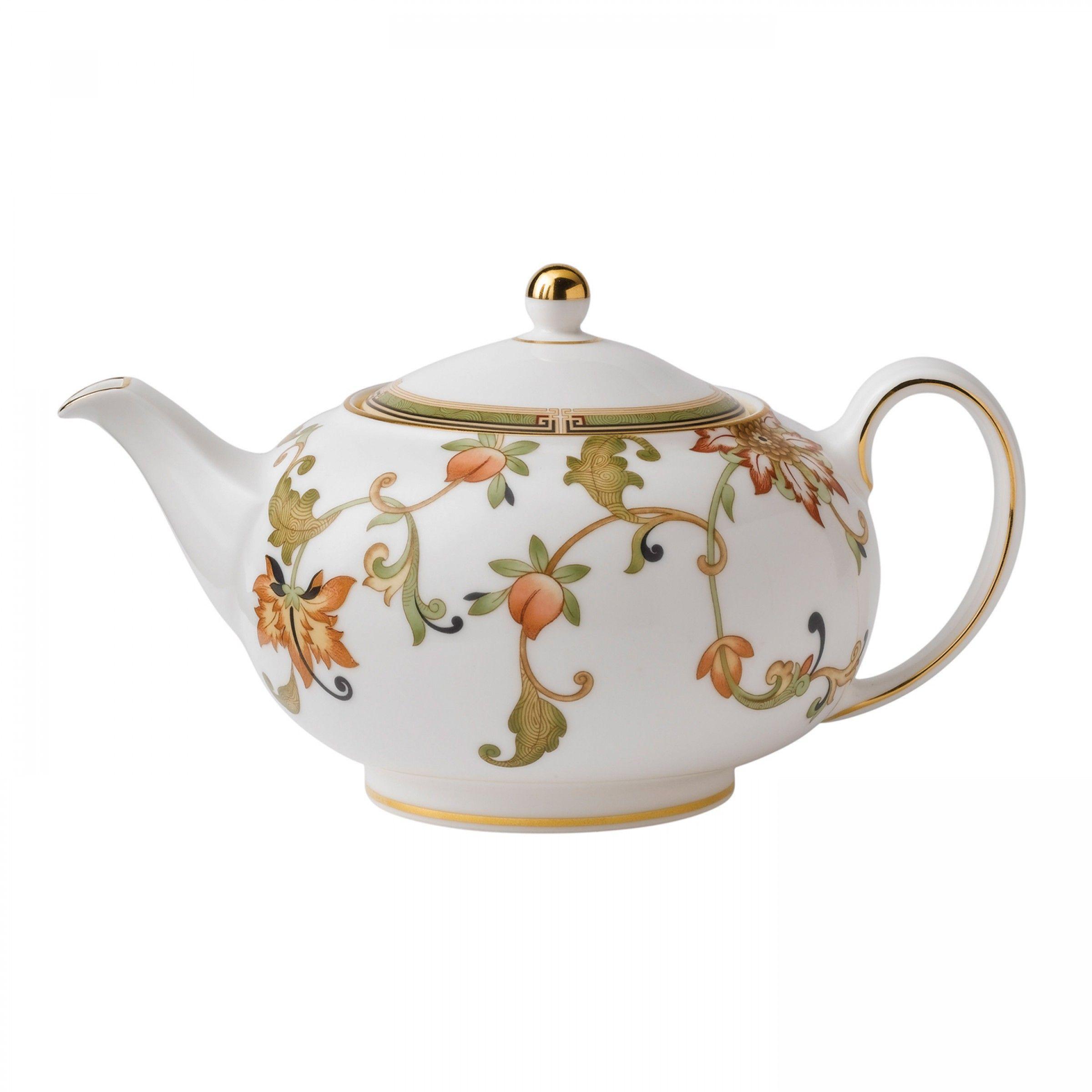 Oberon Teapot In 2020 With Images Tea Pots Tea Bone China Teapots