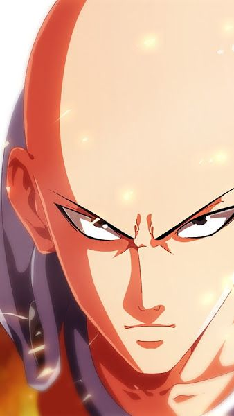 One Punch Man 4k
