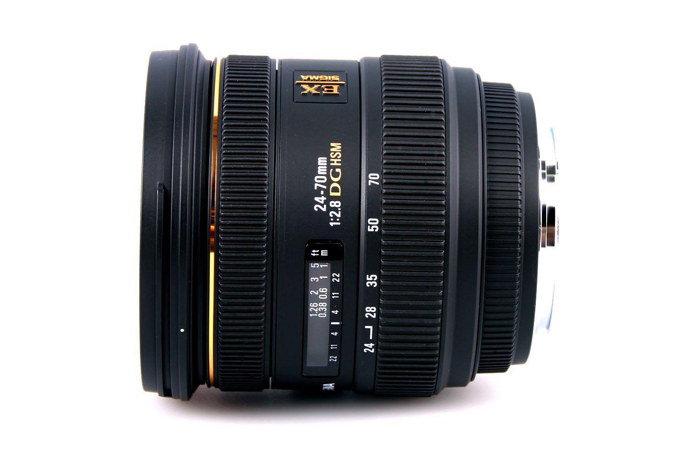 Sigma 24 70mm F2 8 If Ex Dg Hsm Zoom Lens For Nikon Amazon Co Uk Camera Photo Sigma Lenses Nikon Digital Camera Zoom Lens