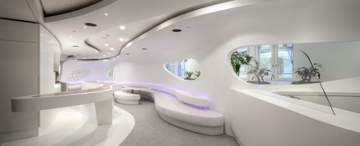 Хотели бы Вы работать в таком офисе? Http://interior.pro/