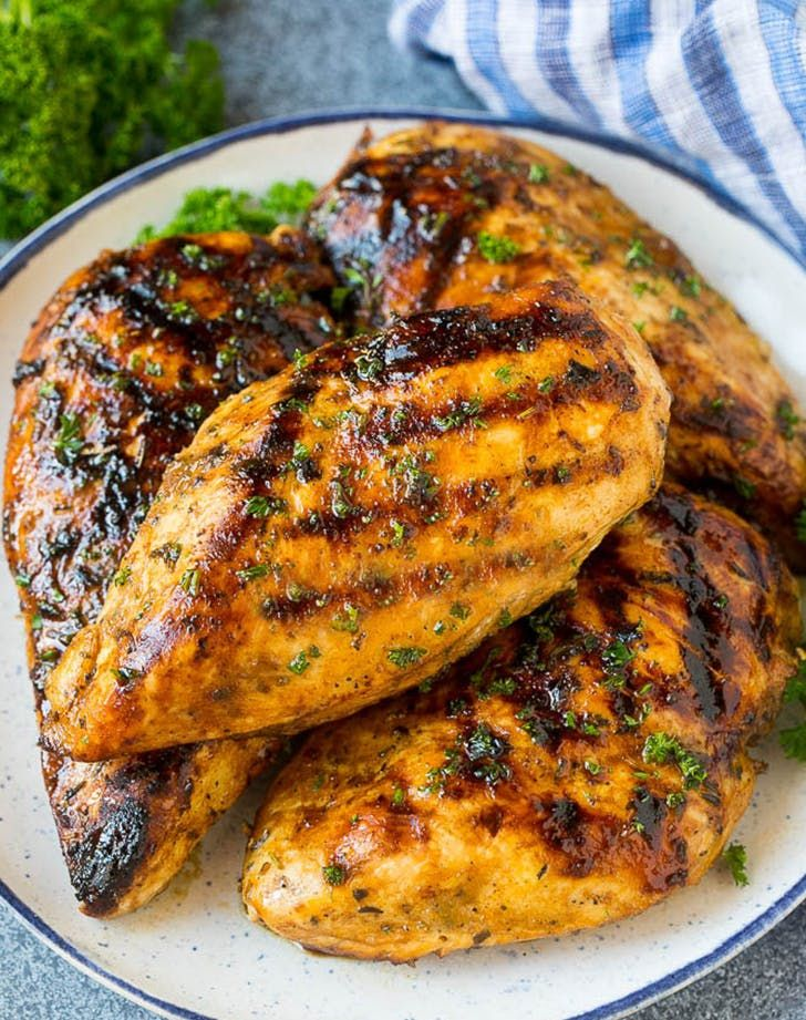 8 Quick Marinade Recipes for Grilled Chicken images