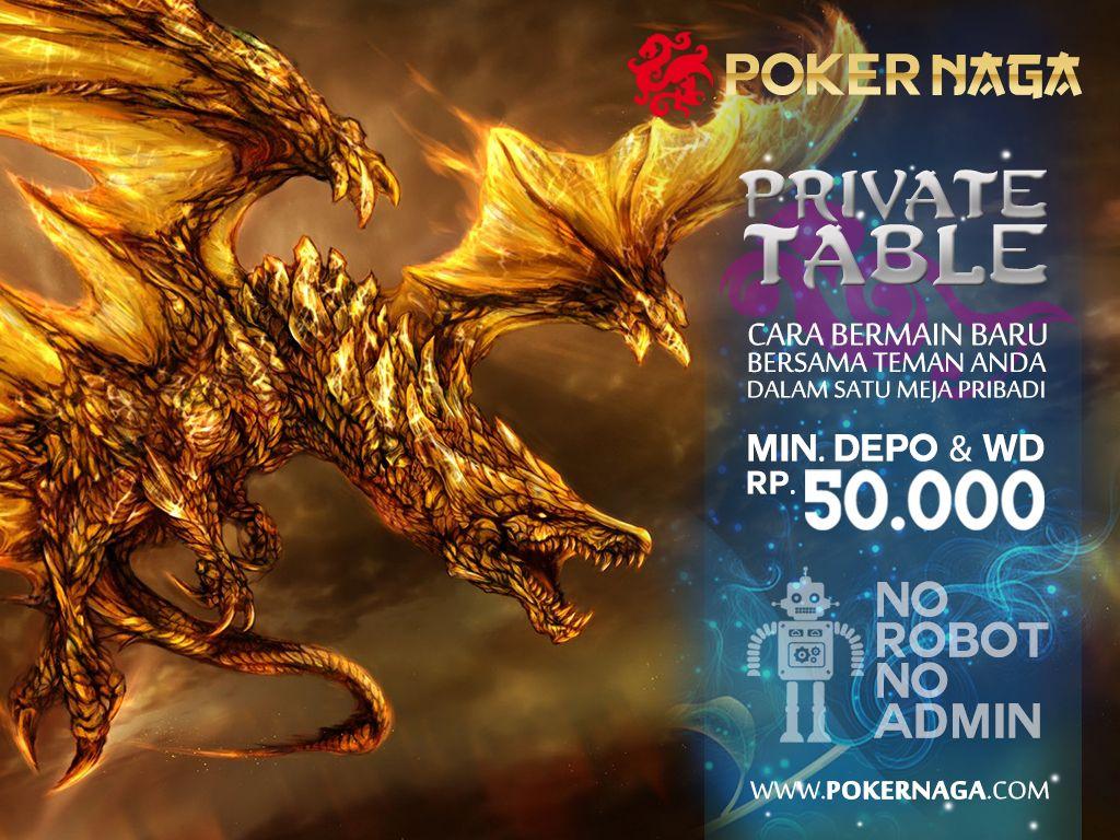 Situs Poker Online Terbaik Min Depo Rp. 50