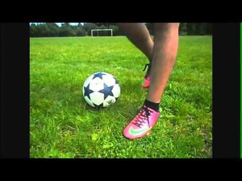 Fundamentos tecnicos del pase en el futbol