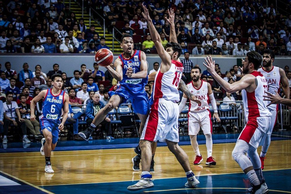 Philippines V Iran Boxscore Fiba Basketball World Cup 2019 Asian Qualifiers 2019 3 December Fiba Basketball Fiba Basketball Basketball News Basketball