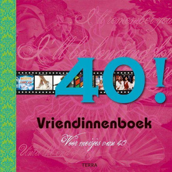 Ons Vriendinnenboek voor meisjes van 40 was de grote inspiratiebron voor de start van Vriendenboeken.nl. Een heerlijk feel good boek.