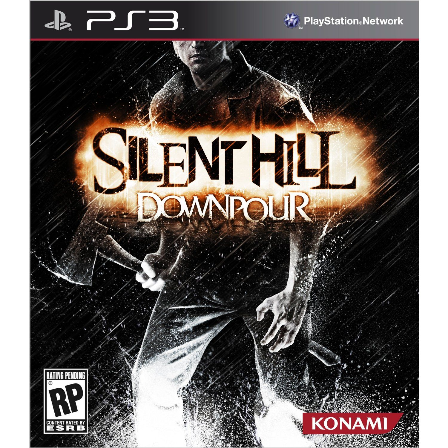Silent Hill Downpour Sillent Hill Juegos Xbox Juegos