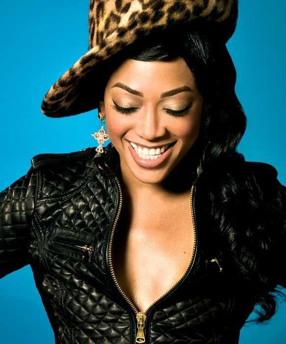 Trina Miami: Hip Hop Artist Trina Wore Venus By Maria Tash Jewelry In