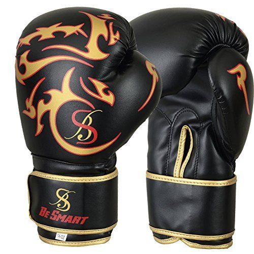 Kids Junior Boxing Gloves Punching Bag Mitts MMA Muay Training Sparring Glove US