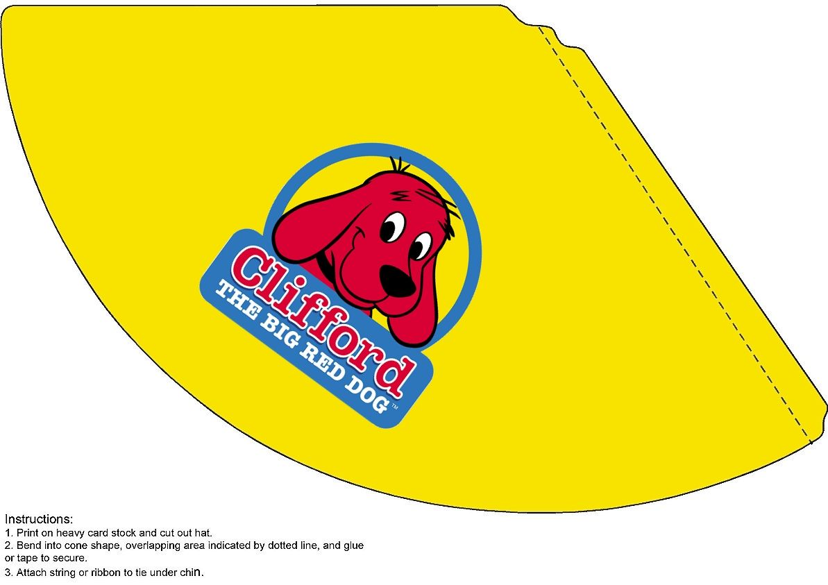 11++ Clifford christmas coloring pages info