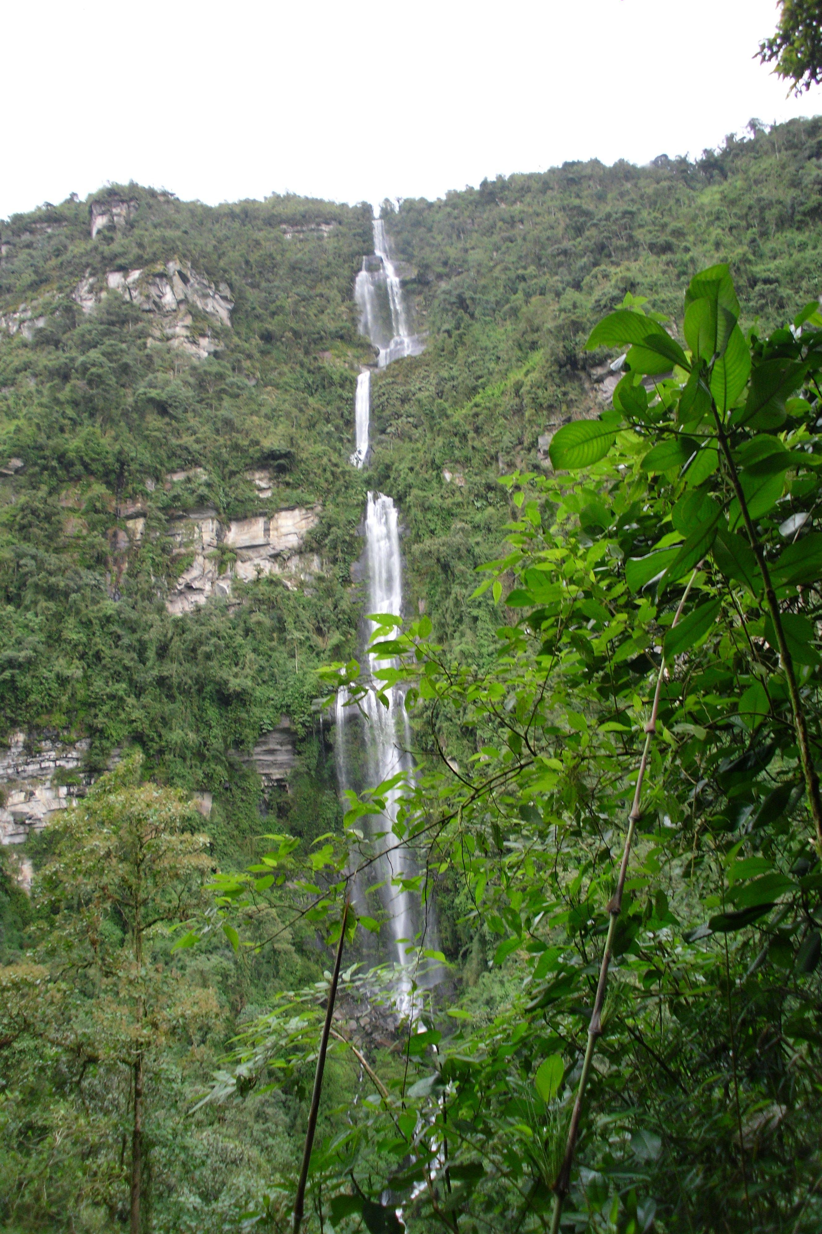 Cascadas mas altas de colombia
