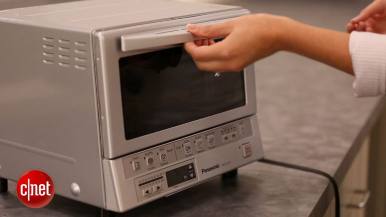 This Pint Size Toaster Oven Packs A Punch Toaster Table Top Oven Heating Systems