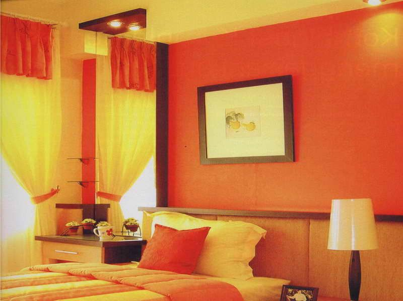 unusual color combinations for home | interior yellow colour