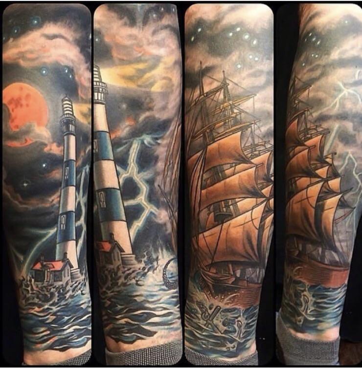Chris lopez inkstained tattoo staten island ny
