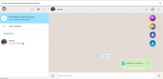 Viking Whatsapp Sender | Whatsapp marketing software