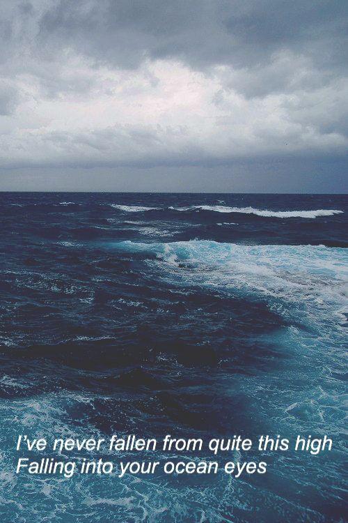 Khalid Song Quotes Wallpaper Ocean Eyes Billie Eilish Therapy Billie Eilish