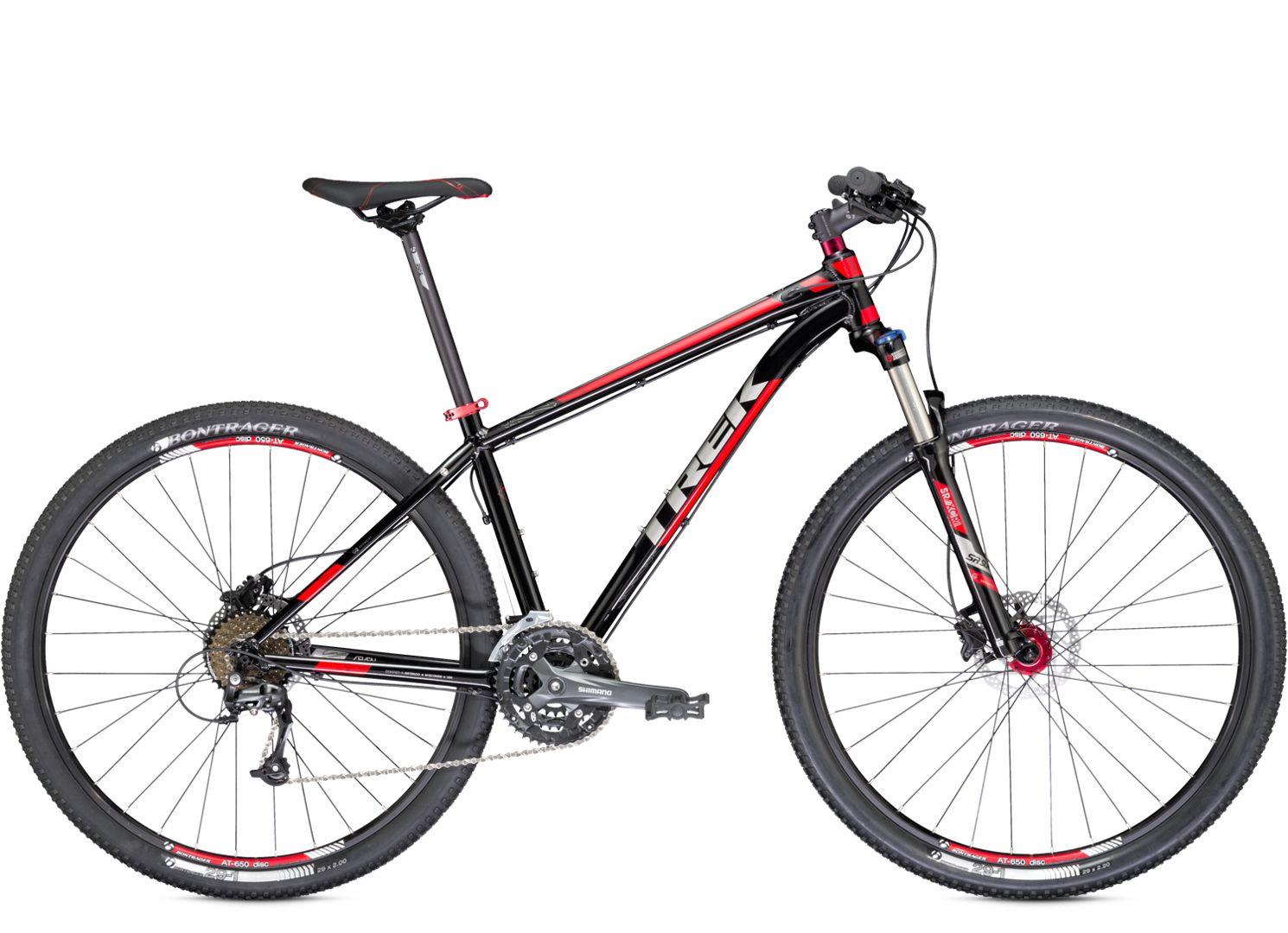 Trek X-Caliber 7 Red/Black 2014 This thing rides so smooth
