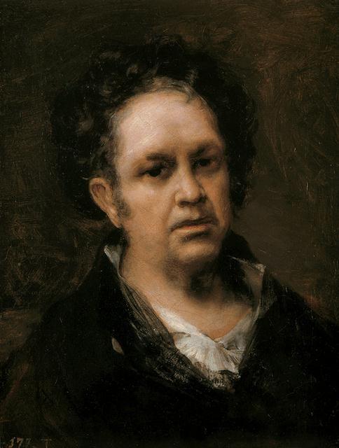 Épinglé par Gabjdufilho sur self portrait | Francisco goya, Francisco de goya, Portraits de ...