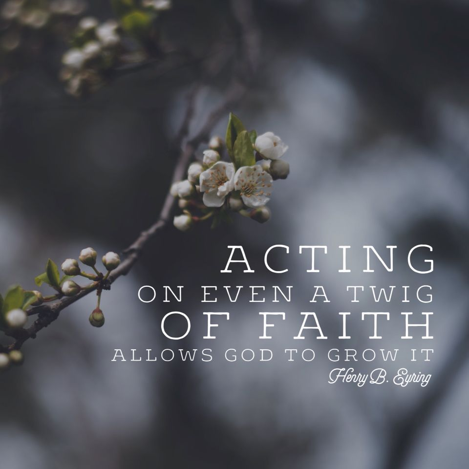 On Knowing God Inspirational Quotes: Best 25+ Lds Quotes On Faith Ideas On Pinterest