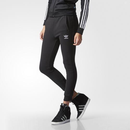 Adidas Originals Fitness Slim MujerFashion Pantalón Cuf NXOk08nwP