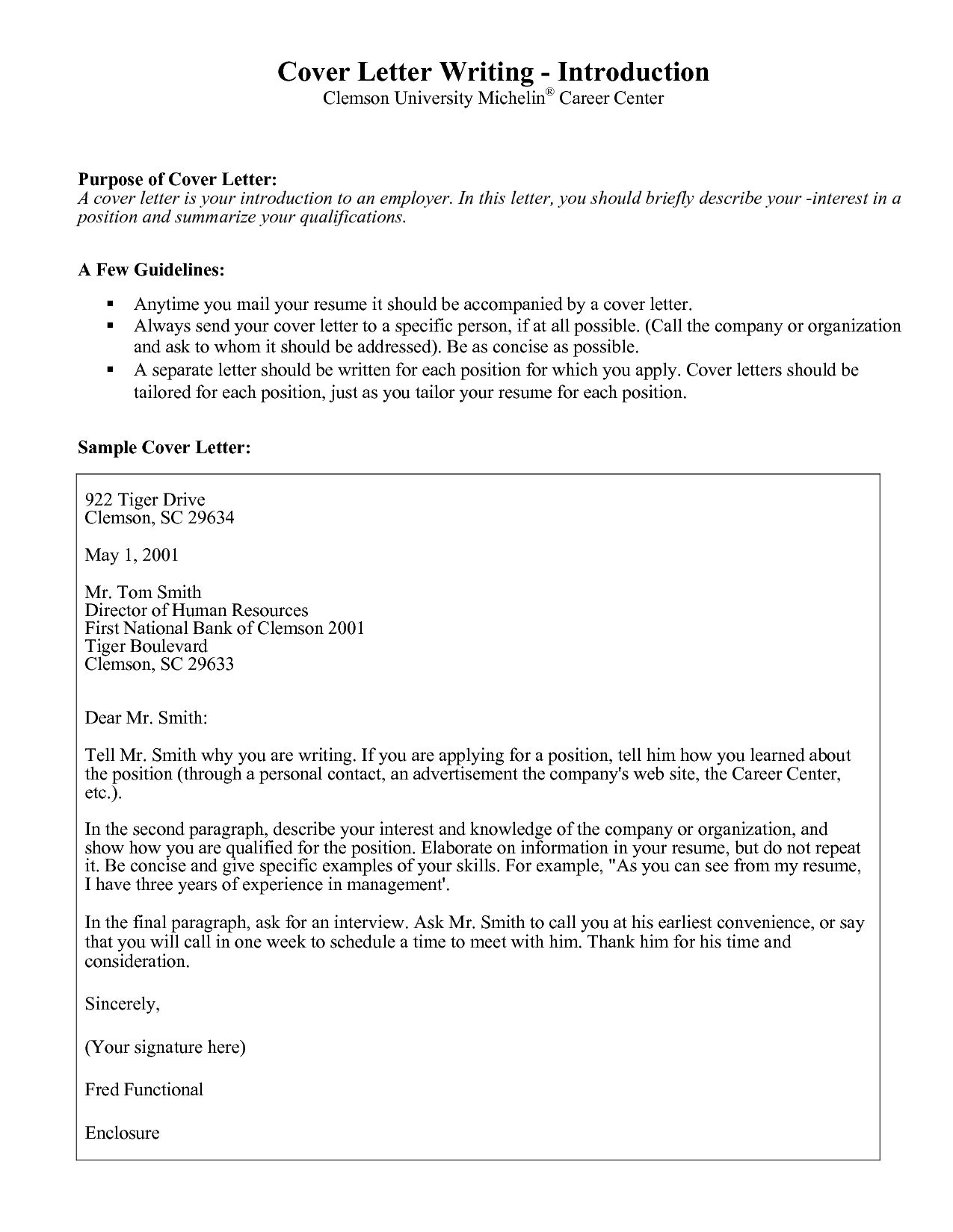 27+ Cover Letter Intro Resume cover letter examples