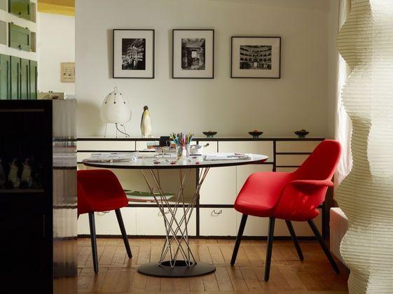 Tavolo vitra ~ Vitra tavolo rotondo tavoli tables
