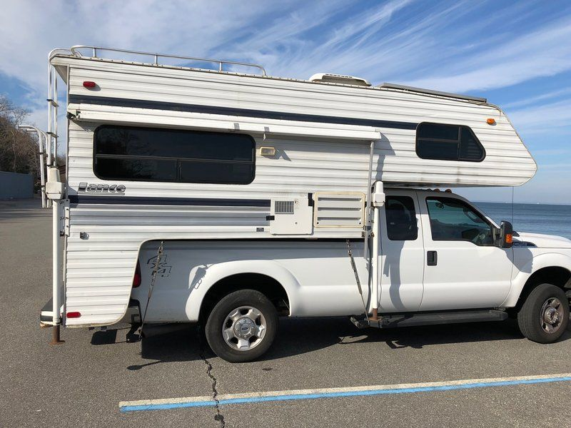 1996 Lance Longbed Legend 500 9 10 Extended Cab Lc500bc For Sale By Owner Port Jefferson Ny Rvt Com Clas Truck Camper Extended Cab Used Truck Campers