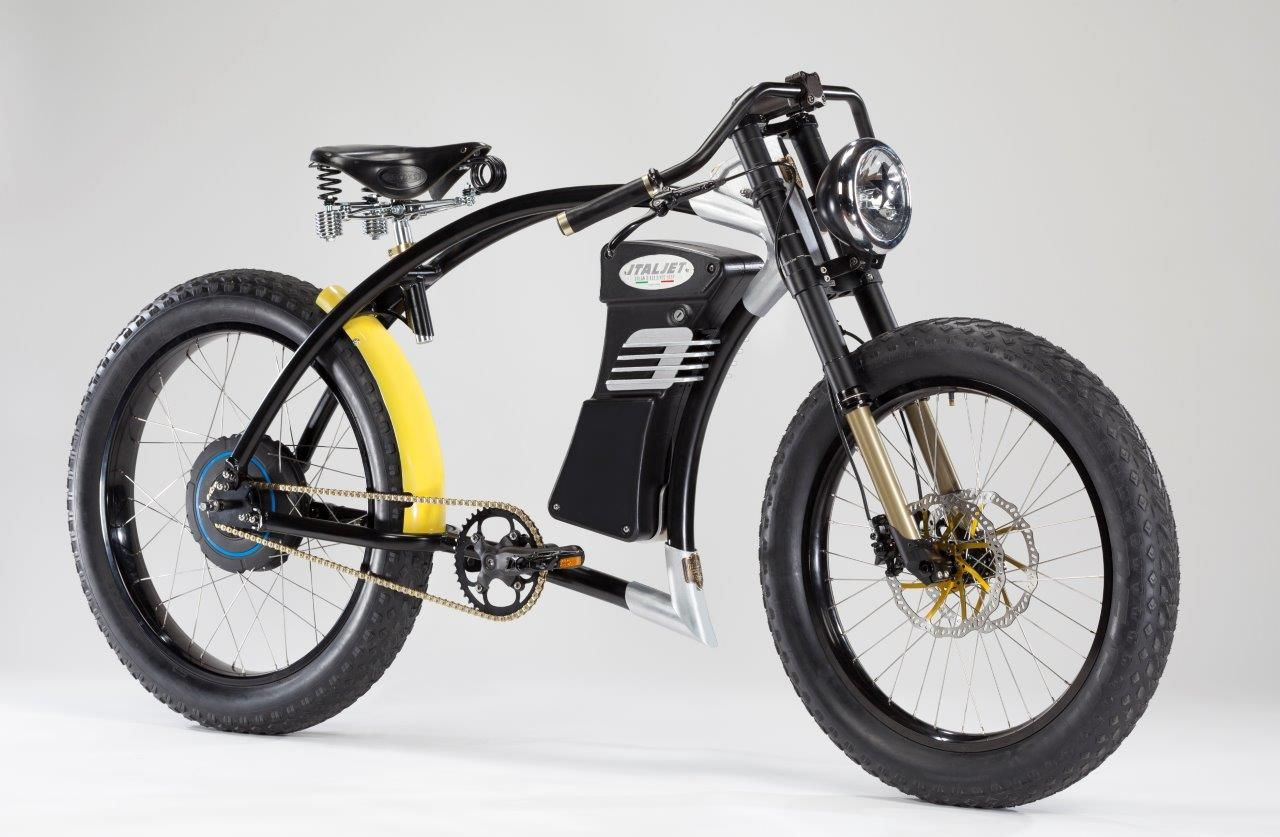 pin von italjet auf diablone the first big foot e bike. Black Bedroom Furniture Sets. Home Design Ideas