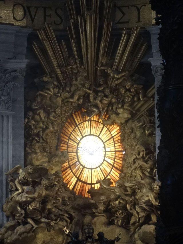 Vitral do Espírito Santo