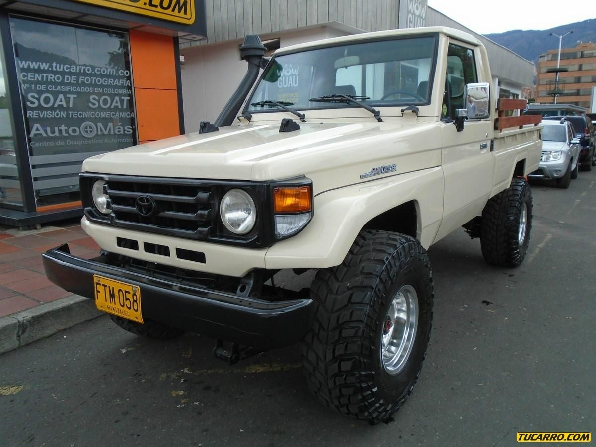 Tu Carro Com >> Toyota Land Cruiser Ano 1993 273600 Km Tucarro Com