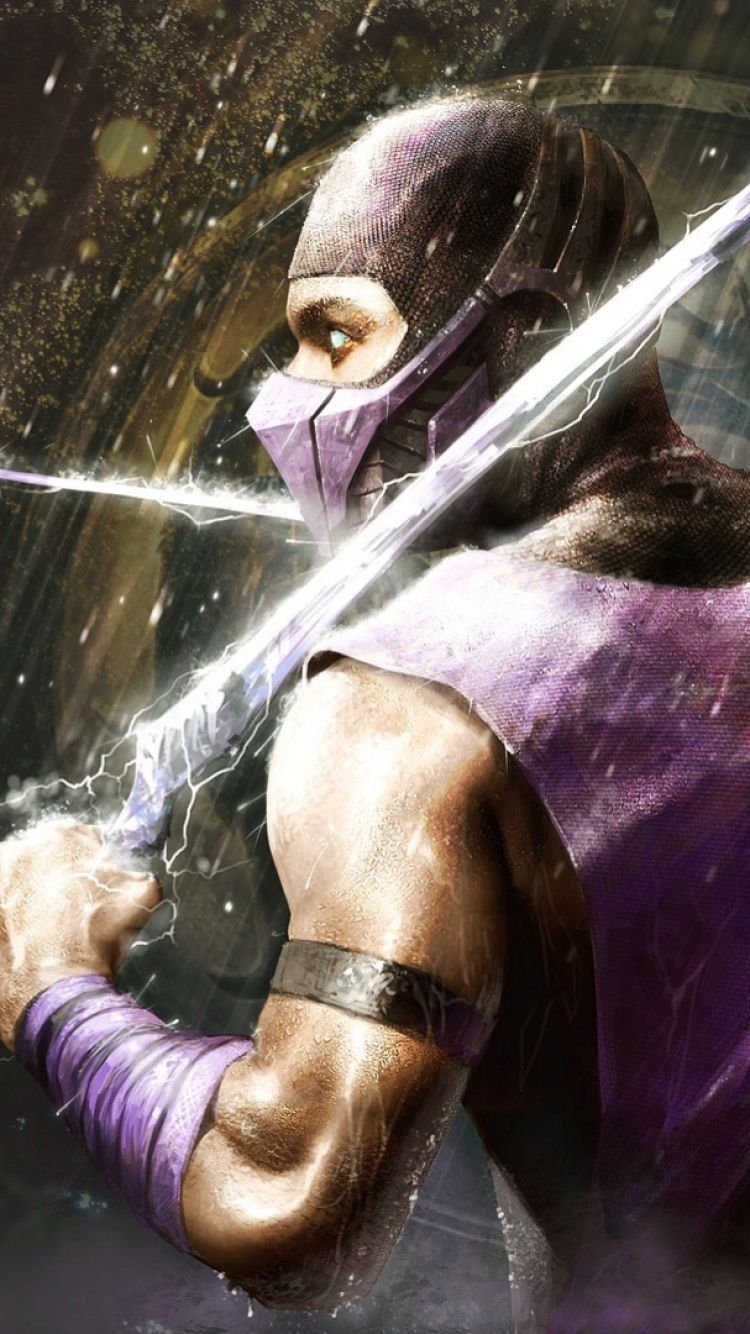 Image result for Rain Mortal Kombat wallpaper