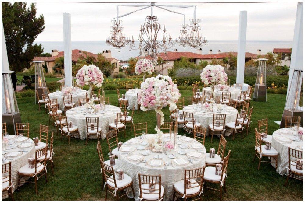 Terranea Resort Wedding Neutral wedding flowers, Country