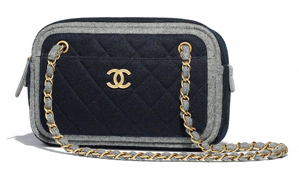 90b4b1fe3b6c See Photos and Prices of 95 Brand New Chanel Bags from Metiers d Art 2018