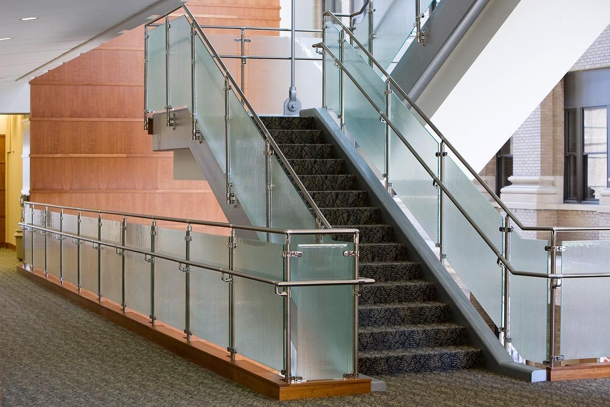 Stainless steel railing / cable / indoor - FORMS ...