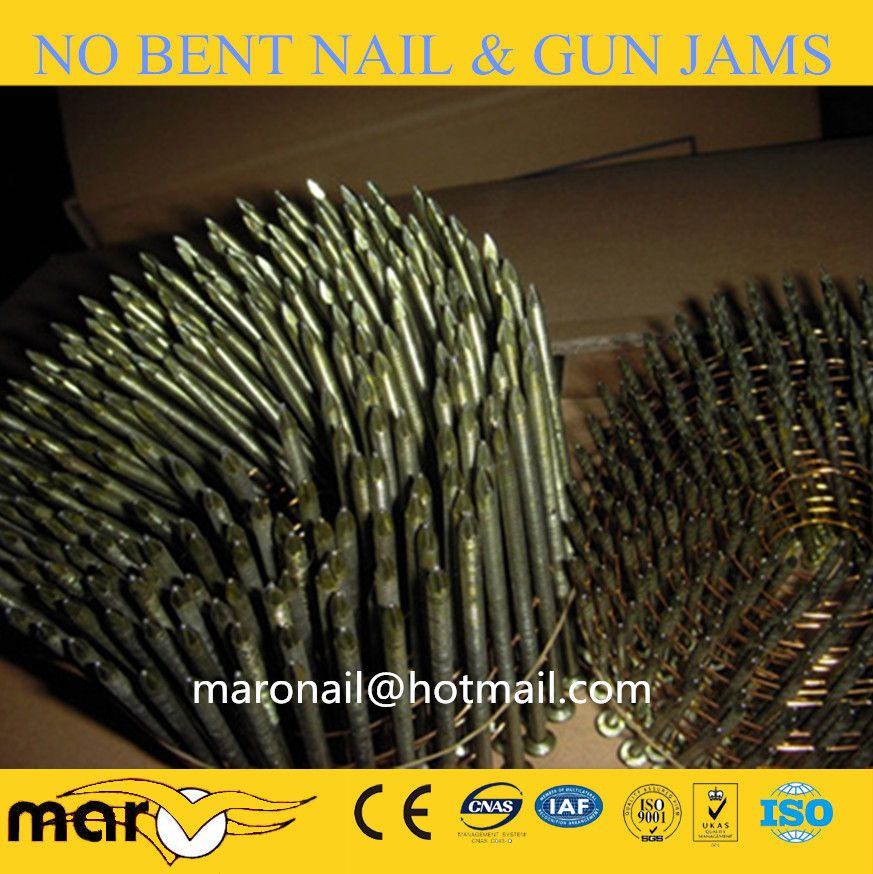Pin On Coil Nail For Pallet