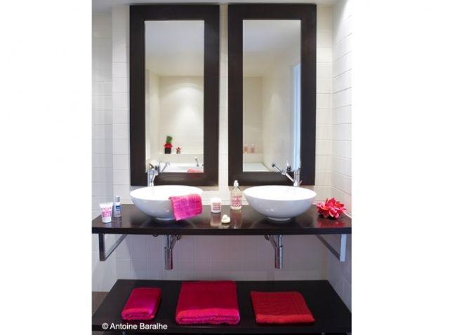 Best Salle De Bain Noir Et Rose Contemporary Amazing House ...
