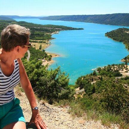 Lac de Sainte-Croix, Frankrijk