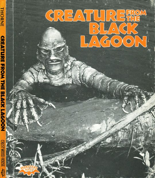 Monsters - Creature From The Black Lagoon
