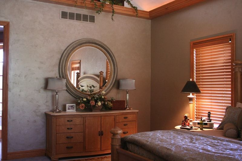 personalized bedroom
