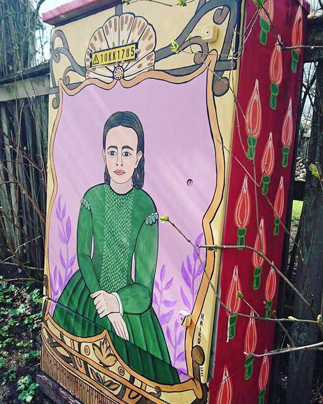 Sisibaan #tartu #supilinn #naivism #soupystyle #supkultuur #Estonia #streetart #kairo