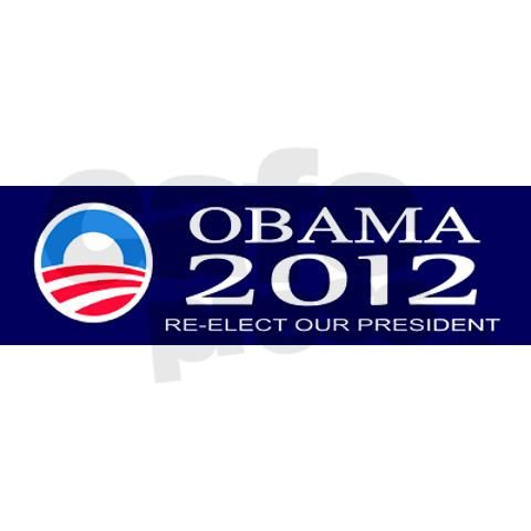 Obama car magnet car magnet 10 x 3
