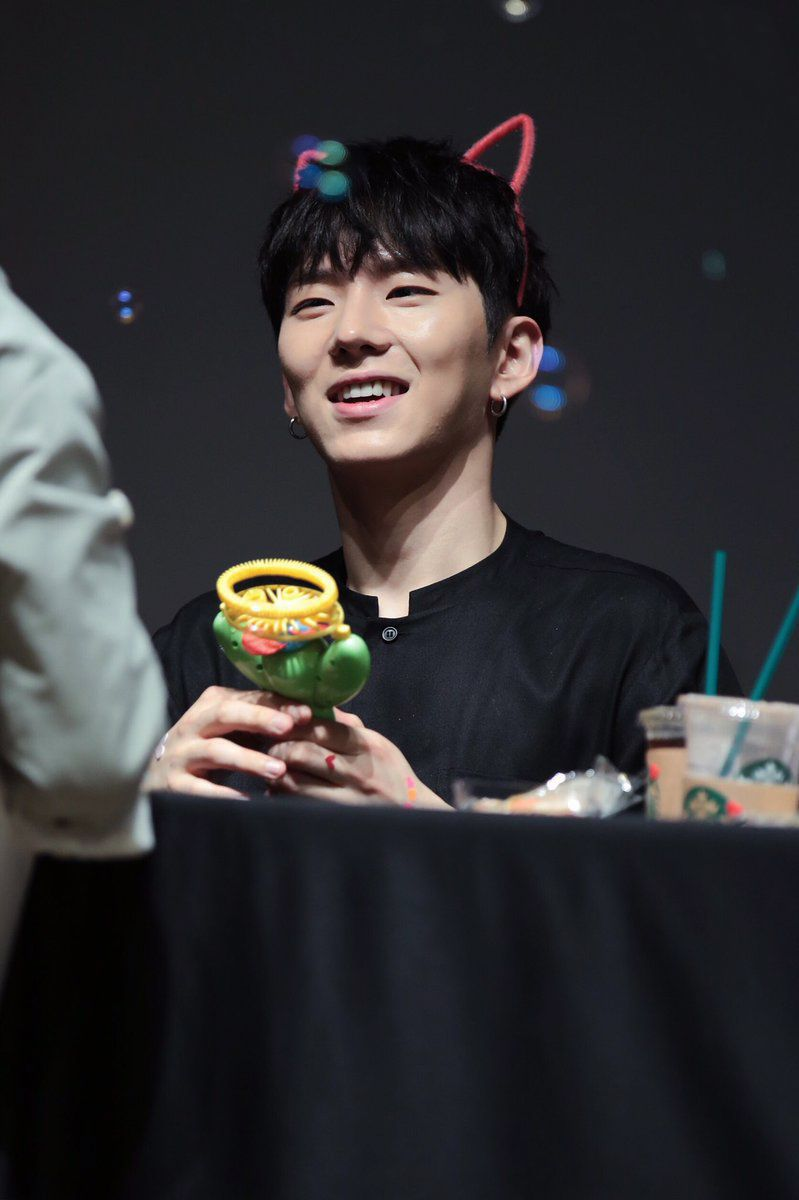170416 Fansign ©CRUSH ON ′ 크러쉬온