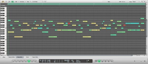 Favorite synth melody on the new record! makin-music