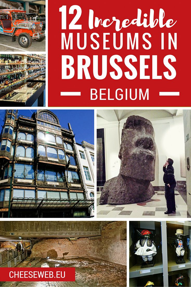 Things To Do In Brussels Belgium The 12 Best Museums Belgium Travel Brussels Belgium Belgium