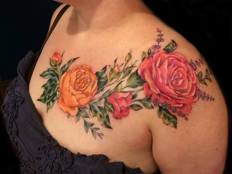 Butterfat tattoo studio chicago by for Tattoo studio chicago