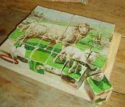 Comment construire son propre  jeu de cubes