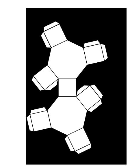 printable 3d shapes geometric shapes pinterest shapes shape