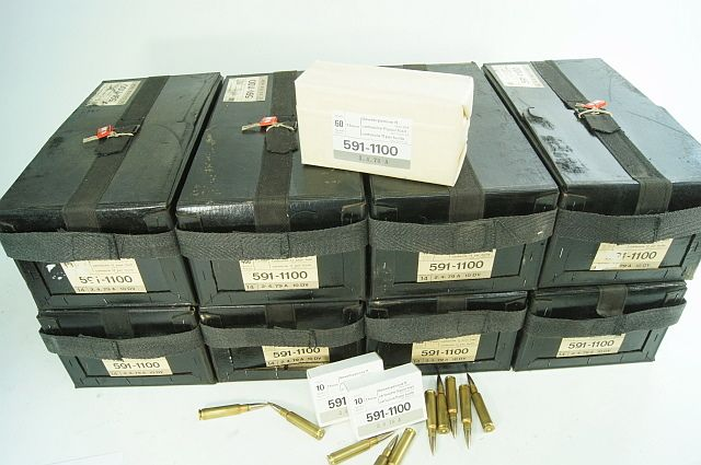 swiss ammo is the best way to prep assuming you have a swiss rifle