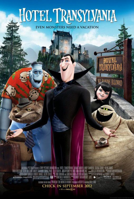 20 Character Designs Reviews And Videos From Hotel Transylvania A Beautiful 3d Animation Movie Hotel Transylvania Movie Poster Transylvania Movie Hotel Transylvania Movie
