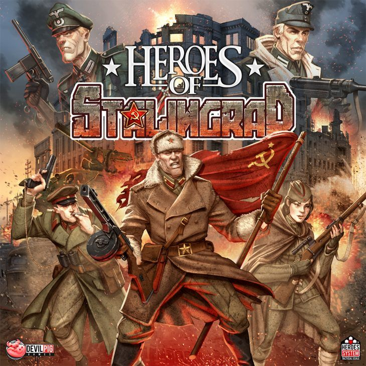 heroes of stalingrad newly announced eastern front boardgame using