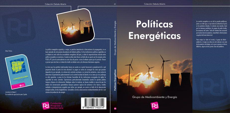 Políticas Energéticas - Grupo de Medioambiente y Energía (UPYD) - (2009) pablouria.com